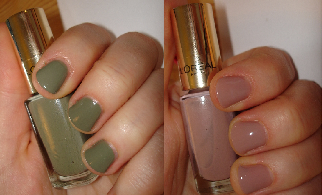 These New L\'Oreal Color Riche Nail Colours Really Pack A Punch ...